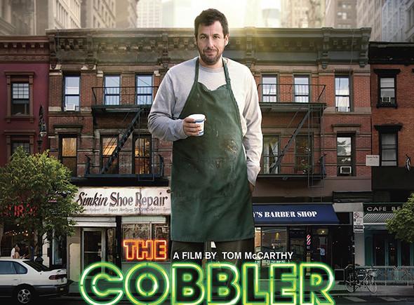 Imagen del póster de la película The Cobbler