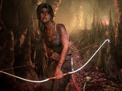 Una imagen de Lara Croft, protagonista de Tomb Raider