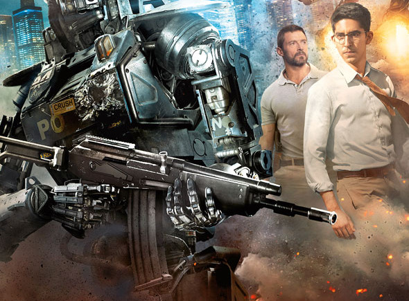 Cartel final 'Chappie'