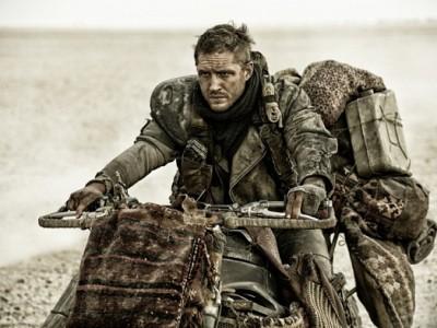 Imagen de Tom Hardy en Mad Max: Fury Road