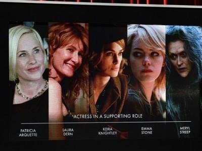 Repaso nominaciones Oscar mejor actriz de reparto