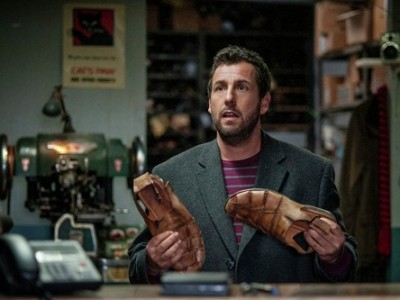 Adam Sandler en 'The Cobbler'