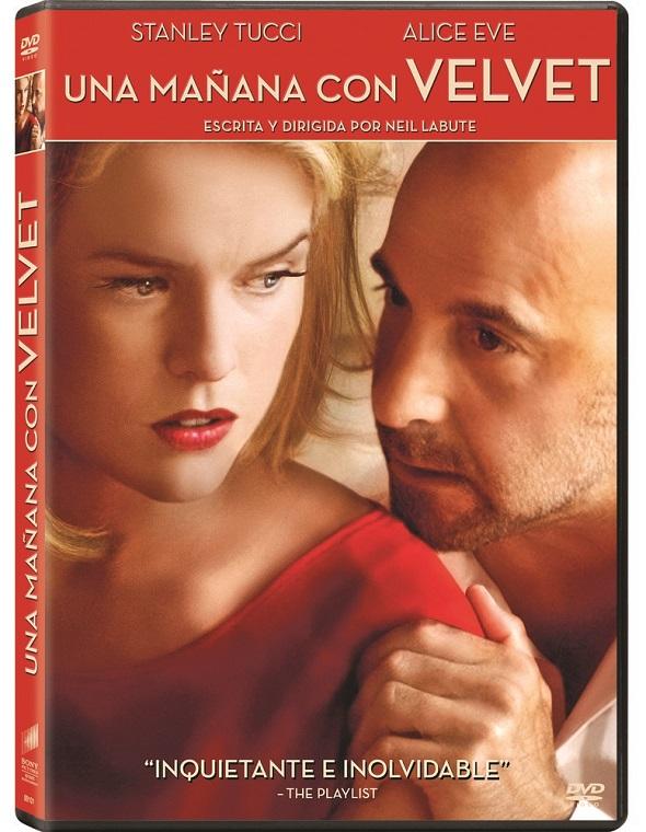 DVD de Una mañana con VELVET