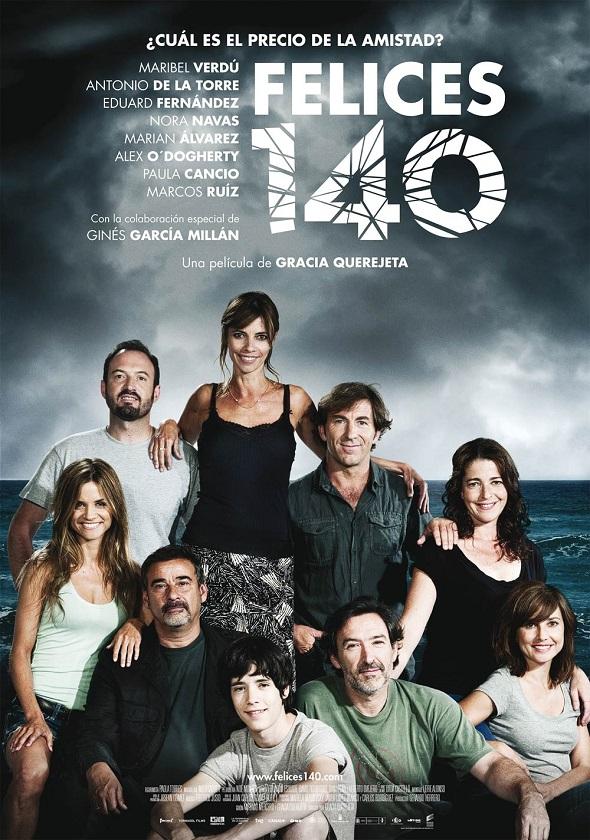Póster de la película Felices 140