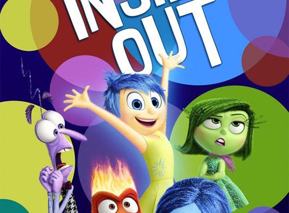 Imagen del nuevo póster de Inside Out