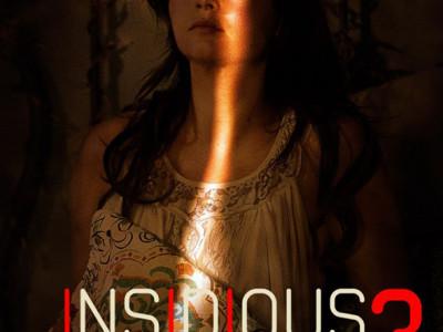 Póster de Insidious: capítulo III