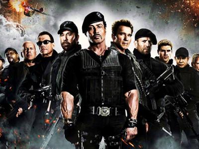 Una imagen de Los Mercenarios