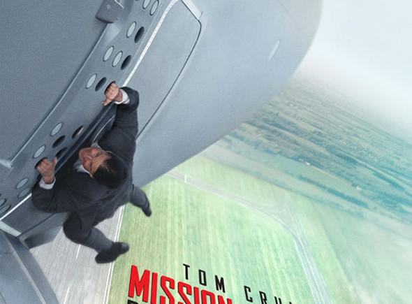Póster de Mission: Impossible Rogue Nation
