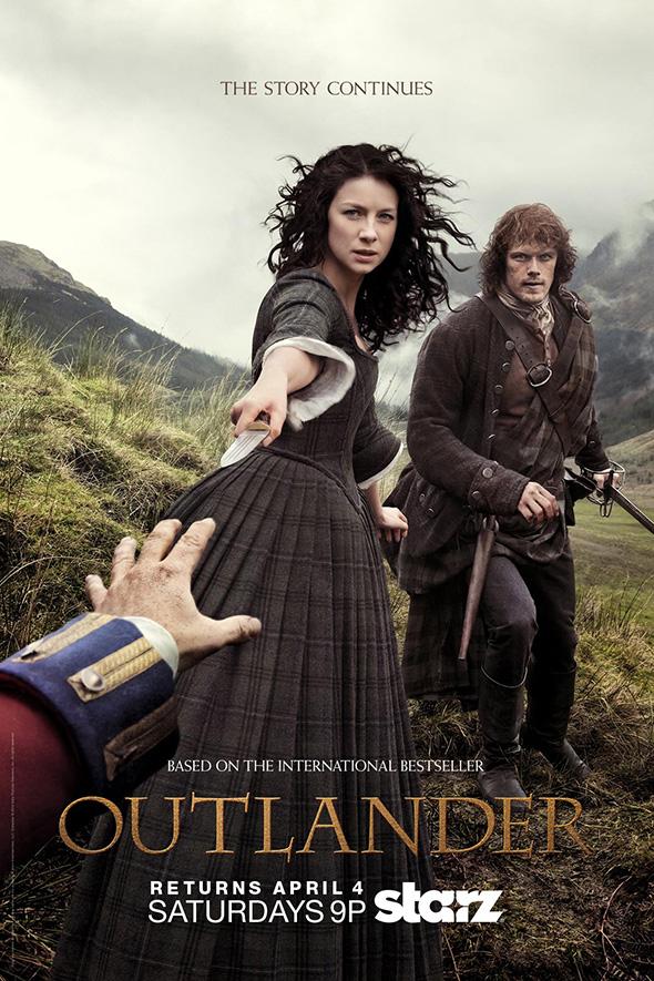 Imagen del Póster de Outlander