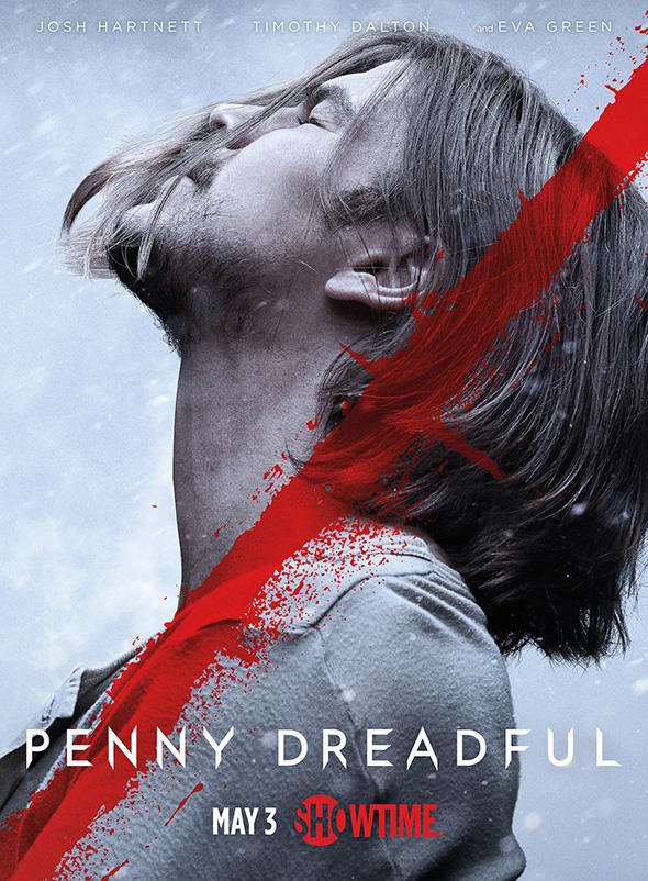 Póster de la segunda temporada de Penny Dreadful