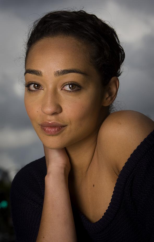 Una imagen de la actriz Ruth Negga