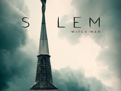 Póster de la segunda temporada de 'Salem'