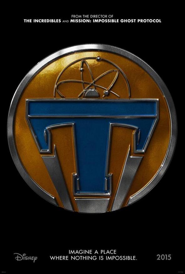 Póster de Tomorrowland: el mundo del mañana