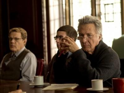 Dustin Hoffman a la cabeza del reparto