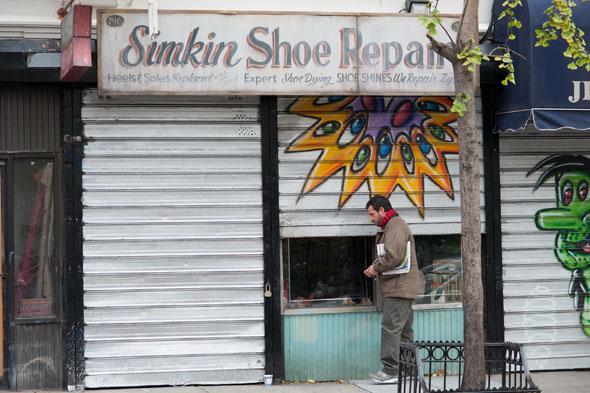Imagen de la película 'Con la magia en los zapatos'