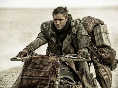 Tom Hardy en 'Mad Max: Furia en la carretera (Mad Max: Fury Road)'