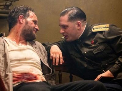 Tom Hardy y Jason Clarke, dos de los protagonistas del film