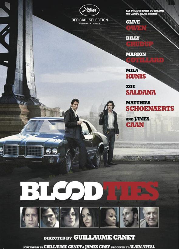 Póster de 'Lazos de Sangre'