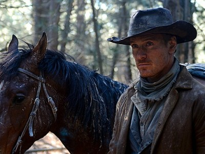 Michael Fassbender en 'Slow west'