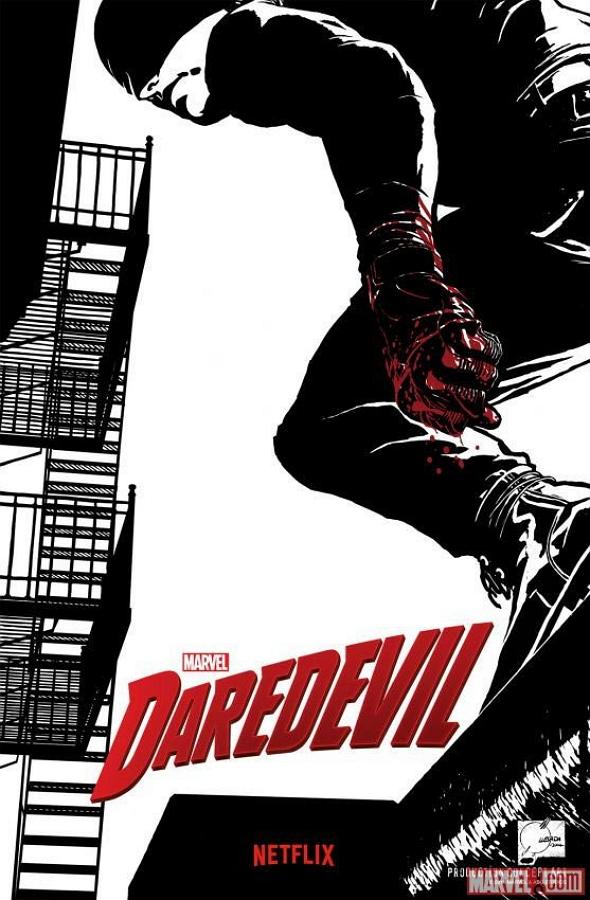 Póster de Daredevil