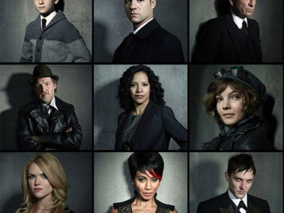 Los personajes de Gotham
