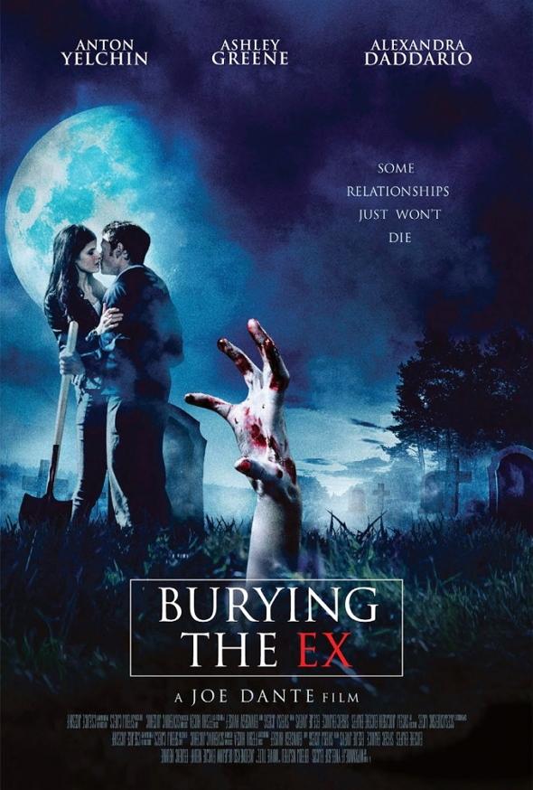 Póster de Burying the ex