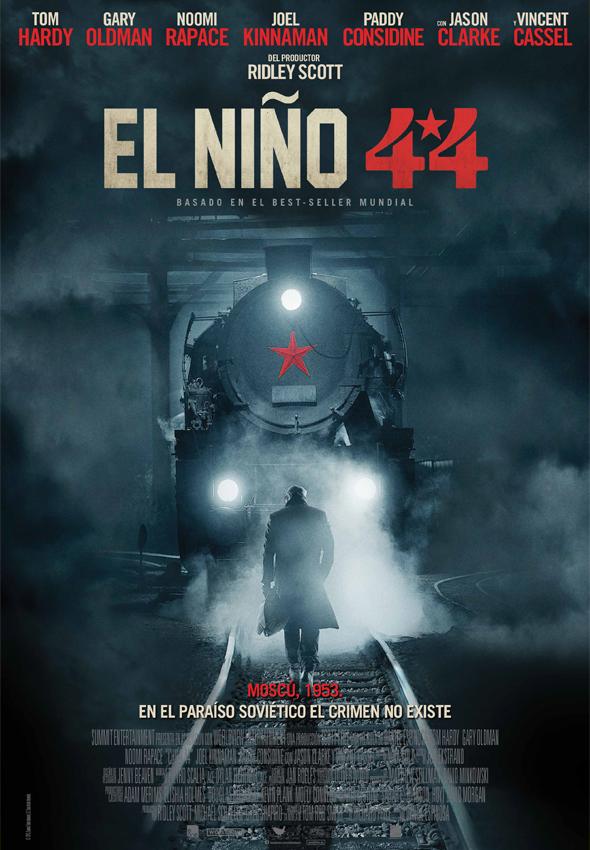 Póster de 'El Niño 44'