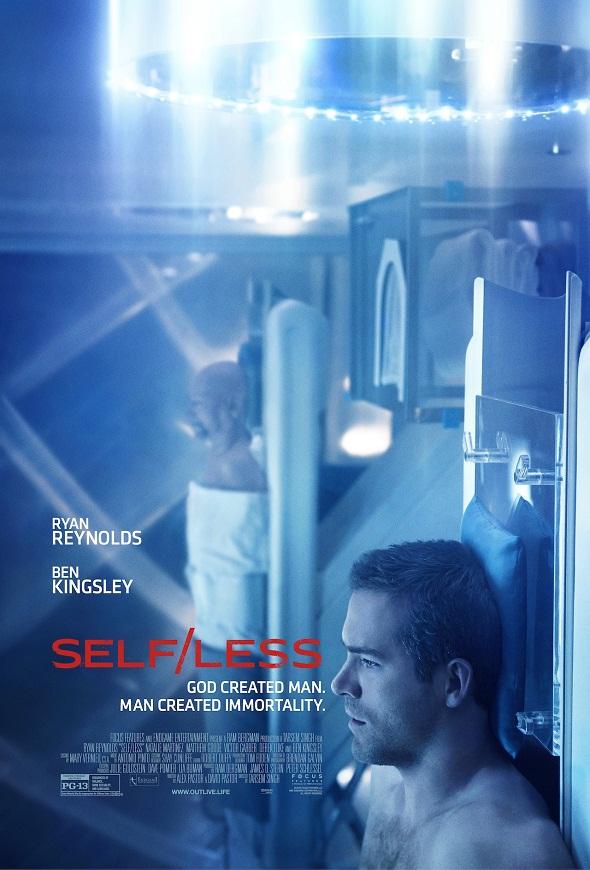 Nuevo cartel de 'Self/less'