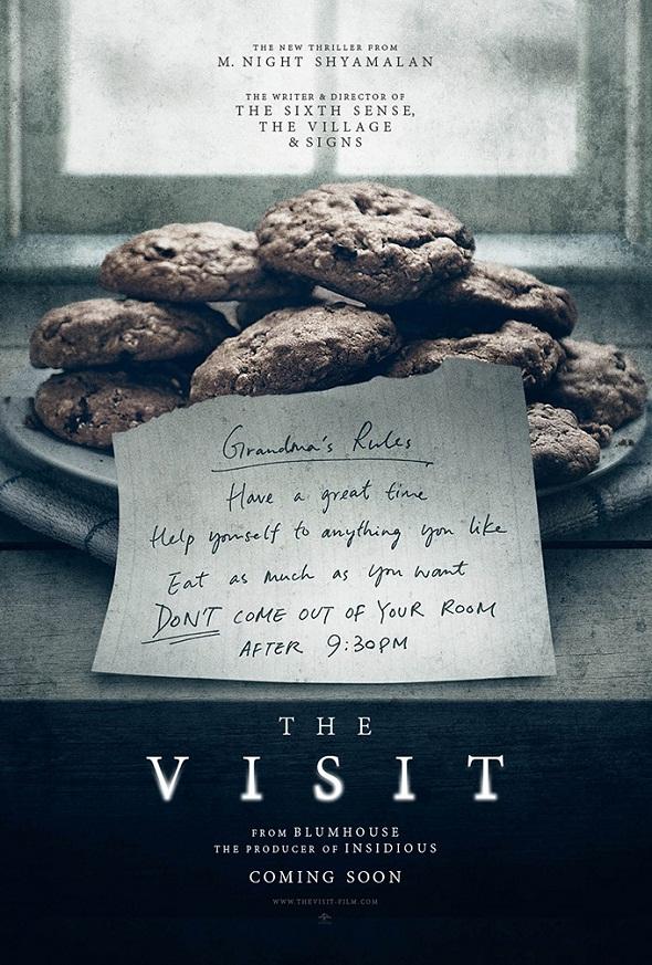 Nuevo póster de 'The visit'