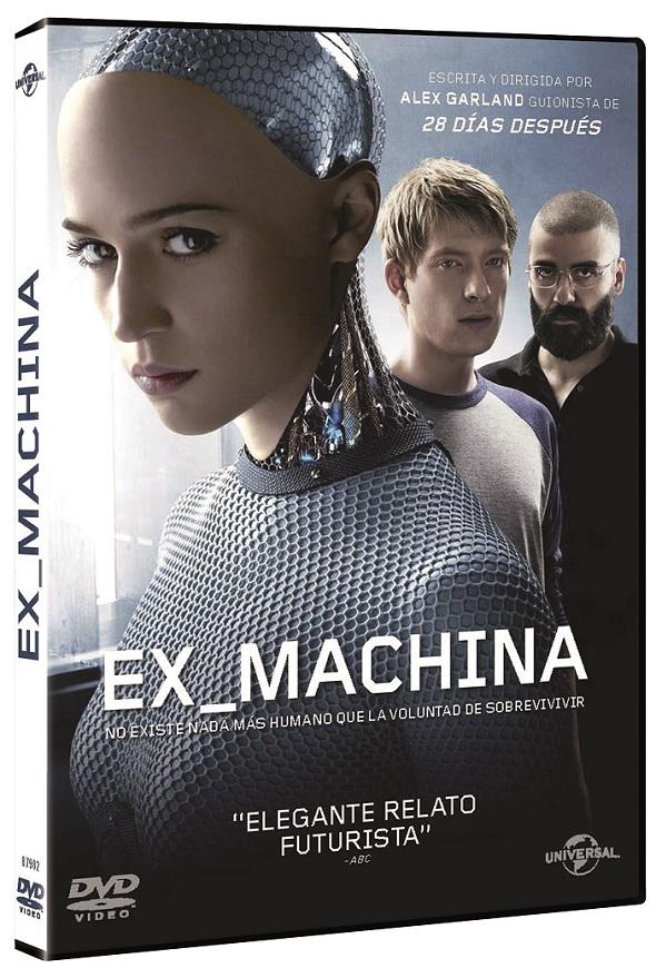 Ex_machina edición DVD