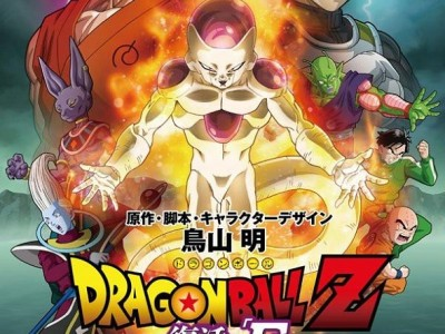 Poster de Dragon Ball Z Resurrection F