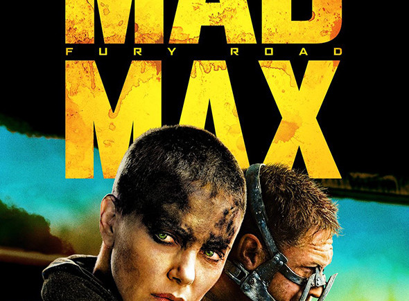 Póster de Mad Max: Fury Road