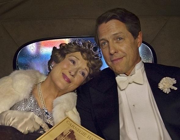 Meryl Streep y Hugh Grant protagonizan 'Florence Foster Jenkins'