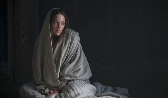 La actriz francesa da vida a Lady Macbeth