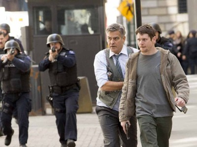 Clooney y Jack O'Connell encabezan el reparto de 'Money monster'