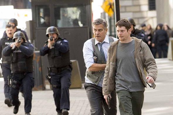 Clooney y Jack O'Connell encabezan el reparto de 'Money monster'