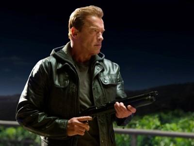 Arnold Schwarzenegger ha vuelto a la franquicia que le dio la fama