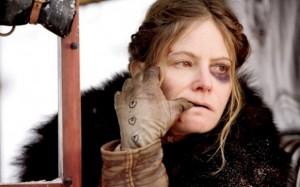 Jennifer Leigh, única presencia femenina entre los protagonistas