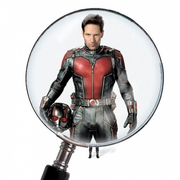 Nuevo póster internacional de Ant Man