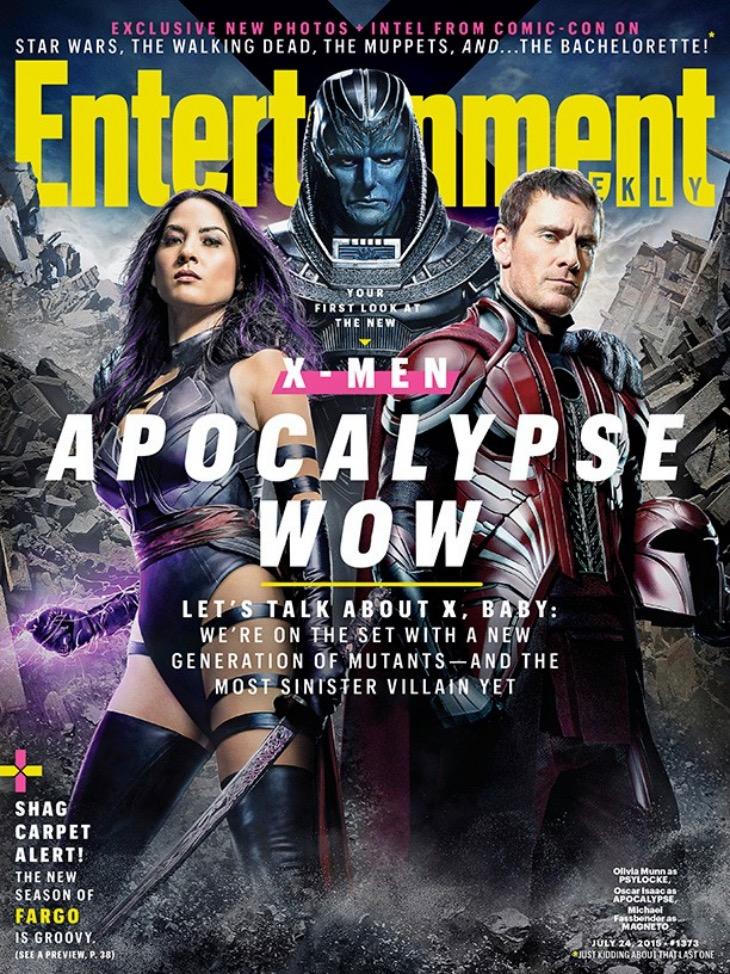 Imagen de X-Men  Apocalpse
