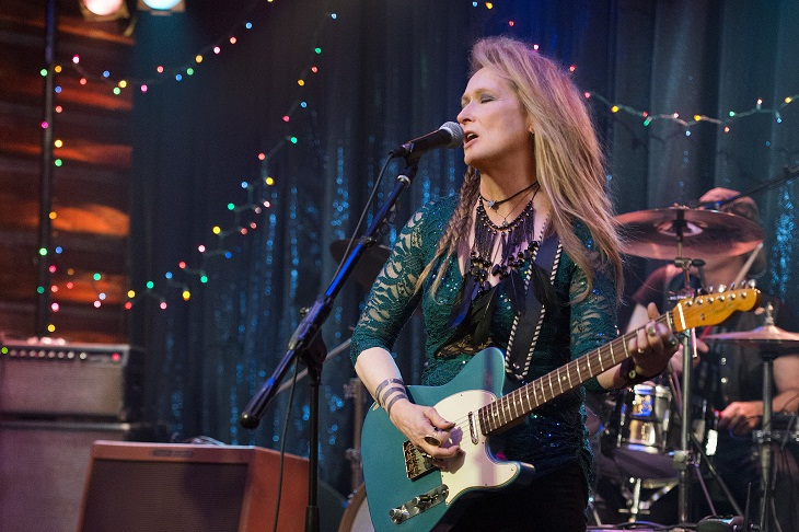 Meryl Streep protagoniza' Ricki'