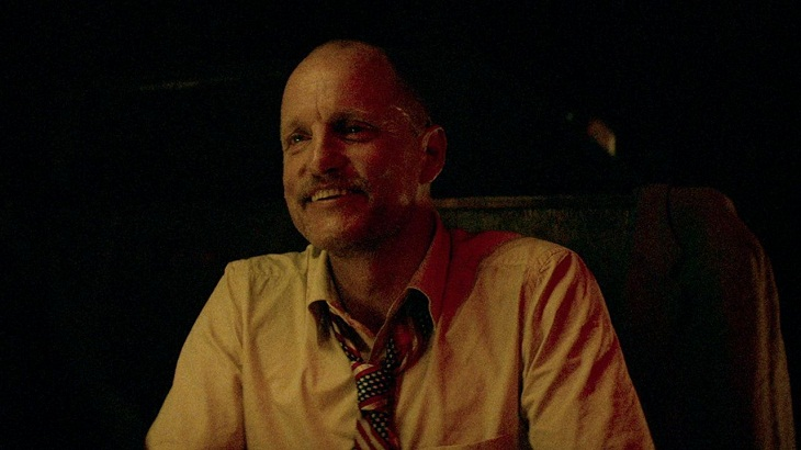 Woody Harrelson en 'Triple 9'
