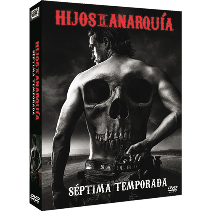 HIJOS DE LA ANARQUÍA (SONS OF ANARCHY) temporada final