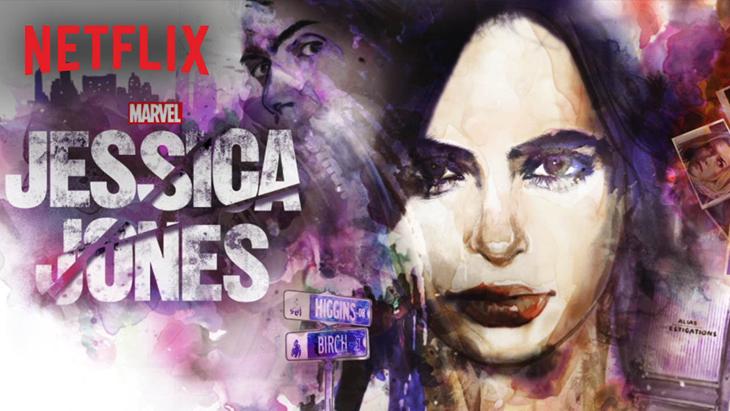 Jessica Jones. Nuevo y espectacular tráiler en español de la nueva serie de Marvel