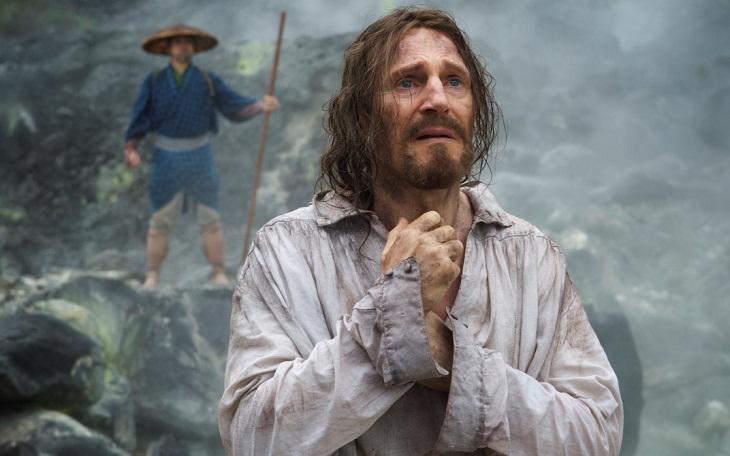 Liam Neeson en 'Silence'
