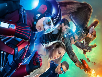 Legends of tomorrow destacada