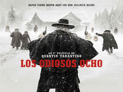 Los odiosos ocho (The hateful eight) destacada