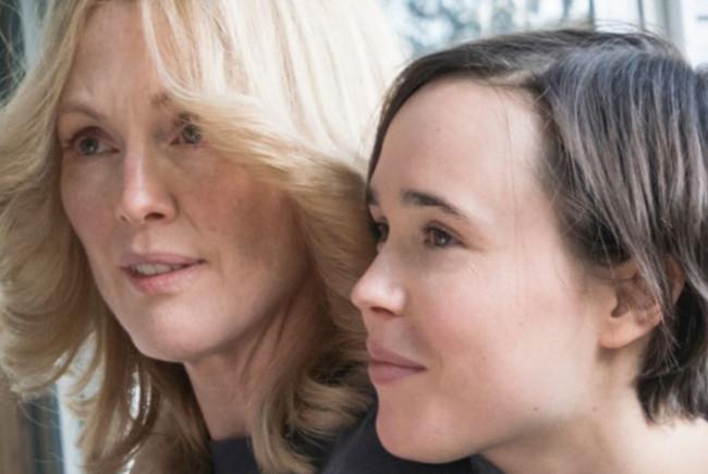 Julianne Moore y Ellen Page luchan por su amor