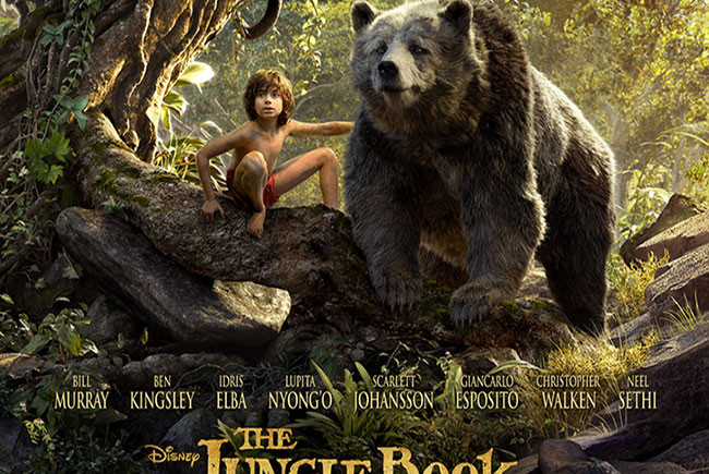 El libro de la Selva (The Jungle Book) destacada