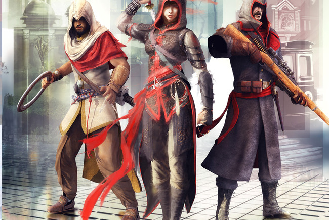 'Assassin's Creed Chronicles: Rusia' ya disponible